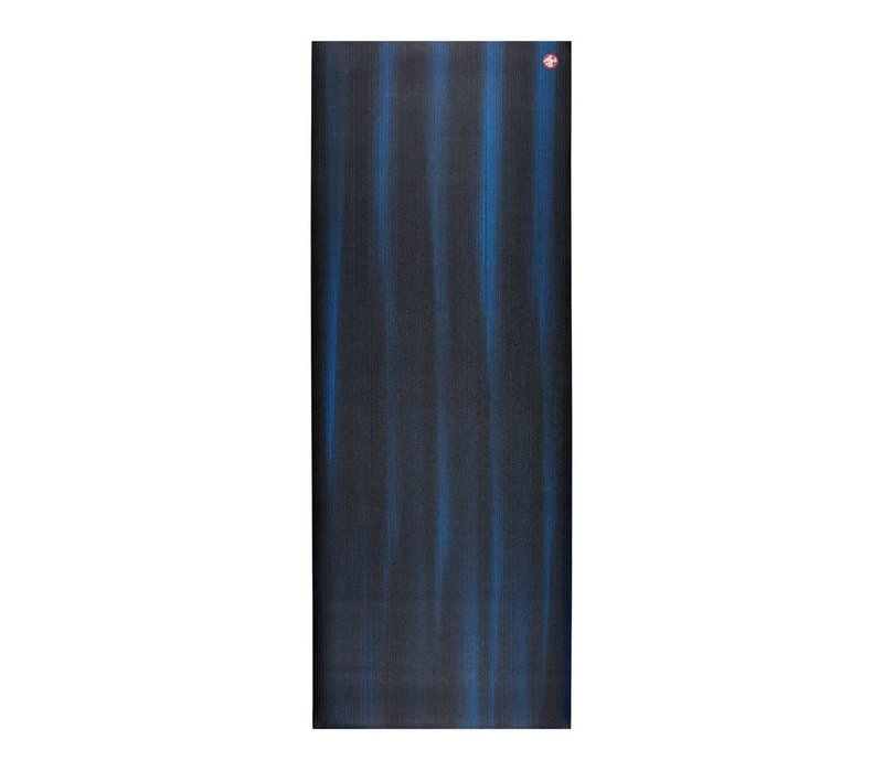 Manduka Prolite Yoga Mat 180cm 61cm 4.7mm - Black Blue Colorfields