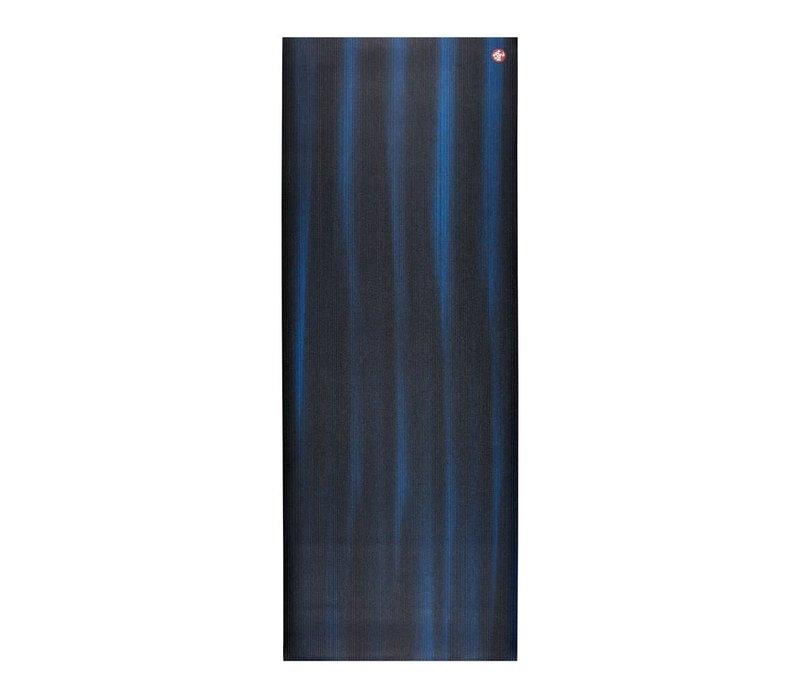 Manduka Prolite Yogamatte 180cm 61cm 4.7mm - Black Blue Colorfields