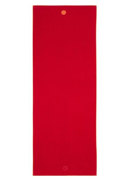 Yogitoes Yogitoes Yoga Towel 172cm 61cm - Chakra Red