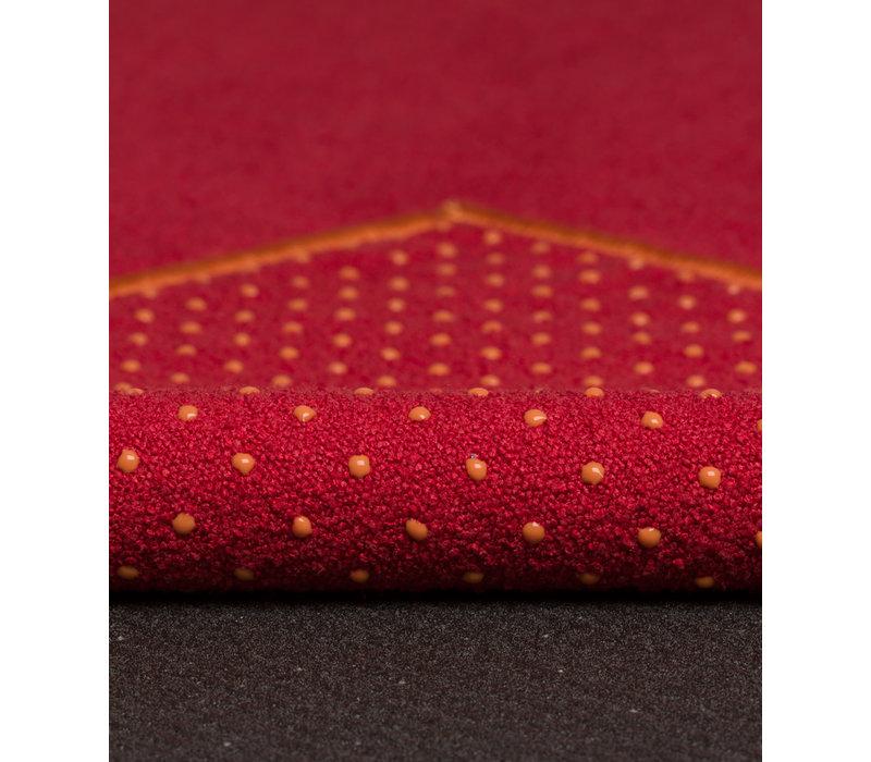 Yogitoes Yoga Handdoek 183cm 67cm - Chakra Red