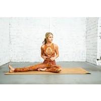 Yoga Democracy Reversible Knot Top - Rad Paisley