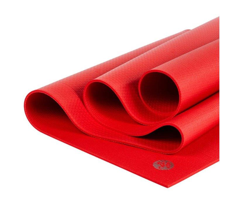 Manduka Prolite Yoga Mat 180cm 61cm 4.7mm - Manduka Red