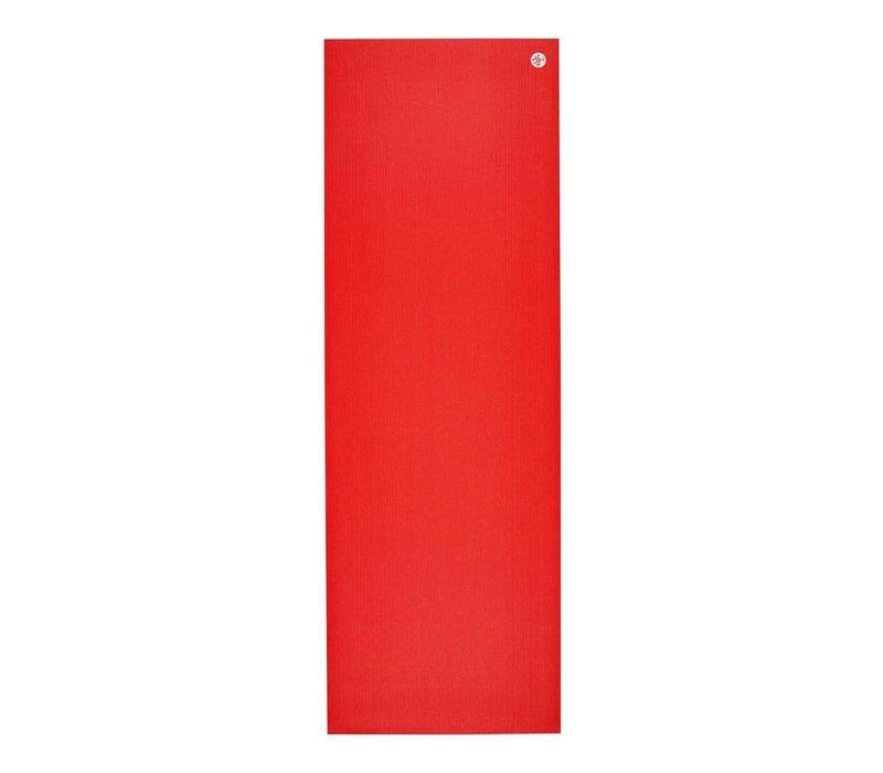 Manduka Prolite Yoga Matte 180 cm 61cm 4.7mm - Manduka Red