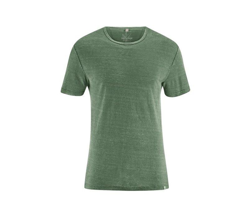 HempAge T-Shirt 100% Hemp - Herb