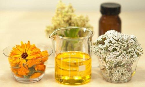 Ätherische Öle für Yoga
