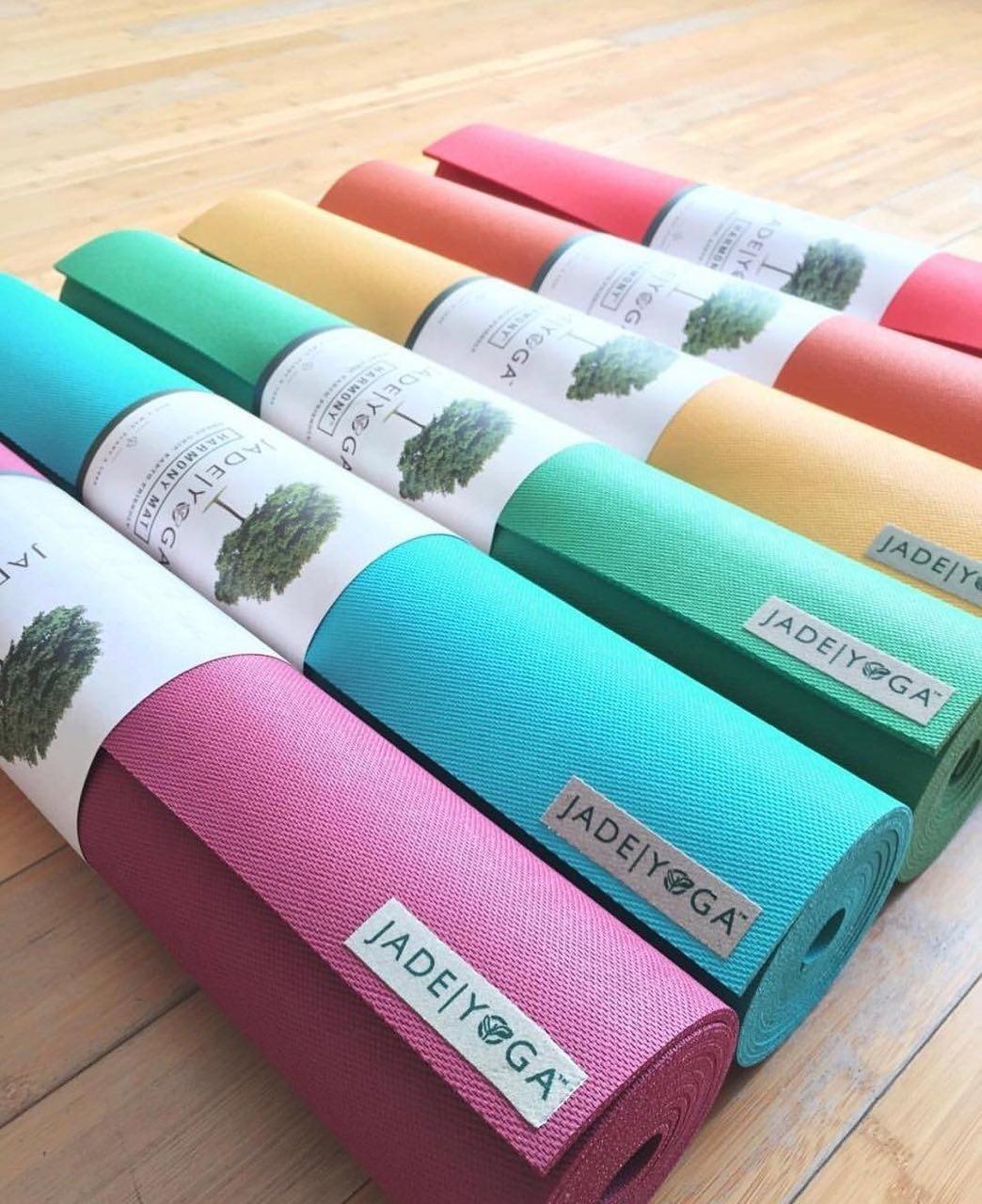 Finde eine Yogamatte die perfekt zu Dir passt!