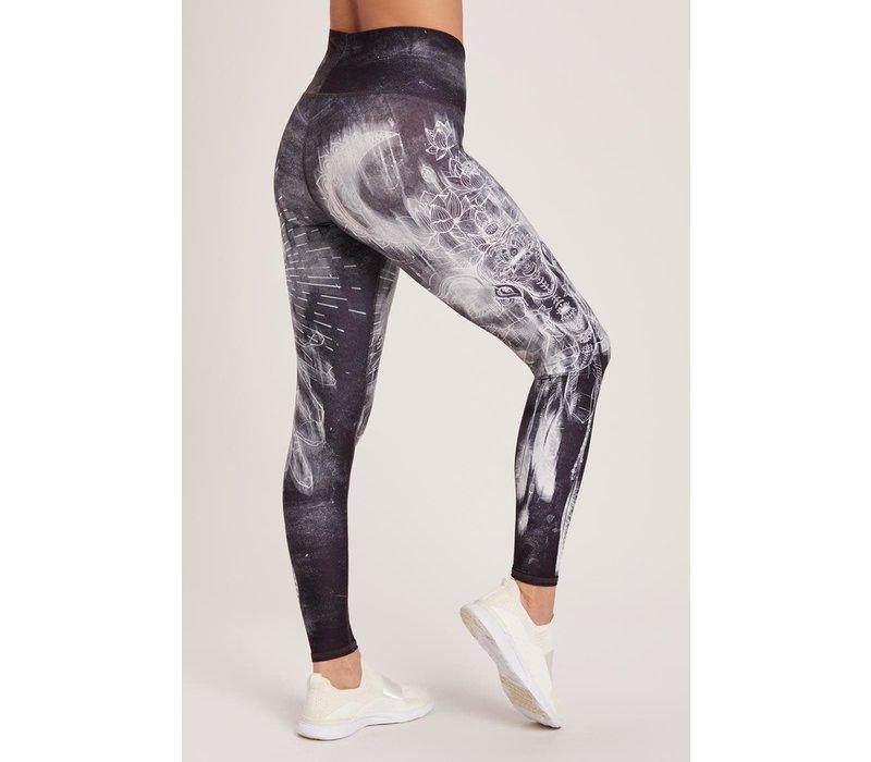 Niyama Sol Barefoot Legging - Enlighten