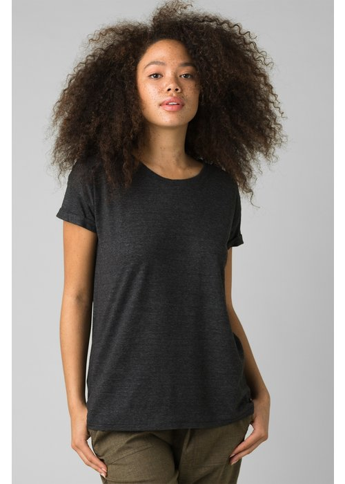 PrAna PrAna Cozy Up T-shirt - Charcoal Heather