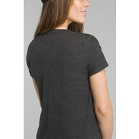 PrAna Cozy Up T-shirt - Charcoal Heather