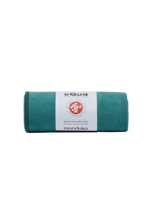 Manduka Manduka eQua Hand Towel 40cm 67cm - Tropical Surf