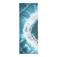 Manduka eQua Towel 182cm 67cm - Eclipse Dye Caribbean