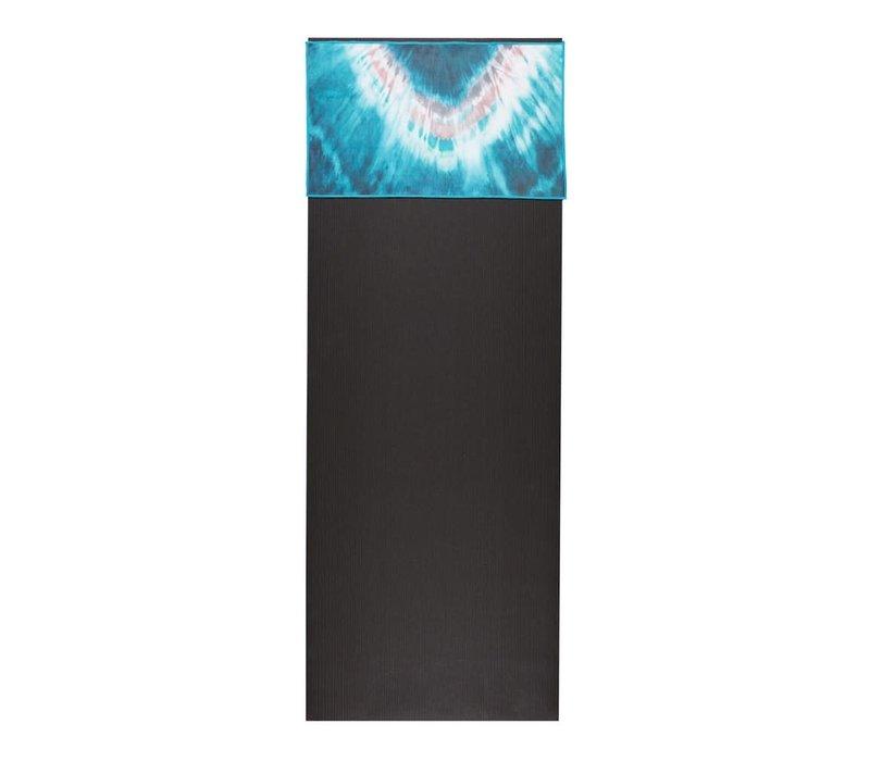 Manduka eQua Hand Towel 40cm 67cm - Eclipse Dye Caribbean