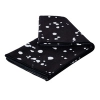 Manduka eQua Hand Towel 40cm 67cm - Mini Dot Black