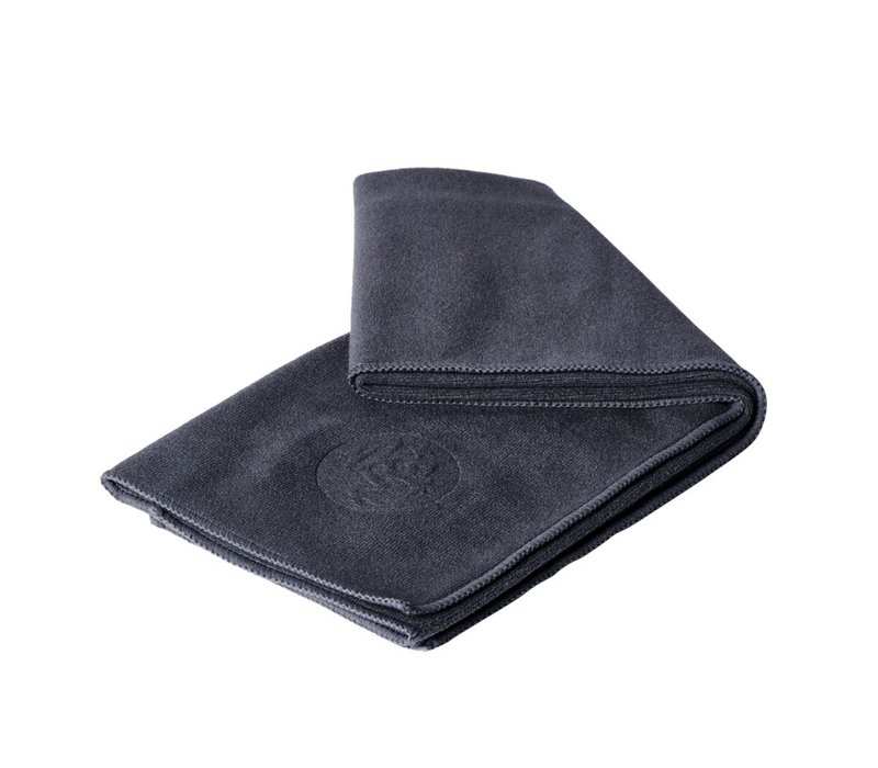 Manduka eQua Hand Yoga Towel 40cm 67cm - Thunder