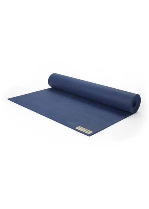 Jade Jade Fusion Yoga Mat 188cm 60cm 8mm - Midnight Blue