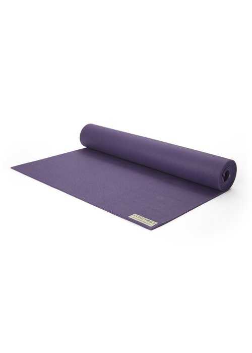 Jade Jade Fusion Yoga Mat 188cm 60cm 8mm - Purple