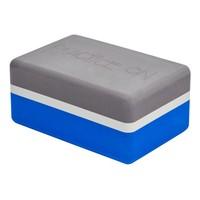 Manduka Recycled Foam Yoga Block - Be Bold Blue