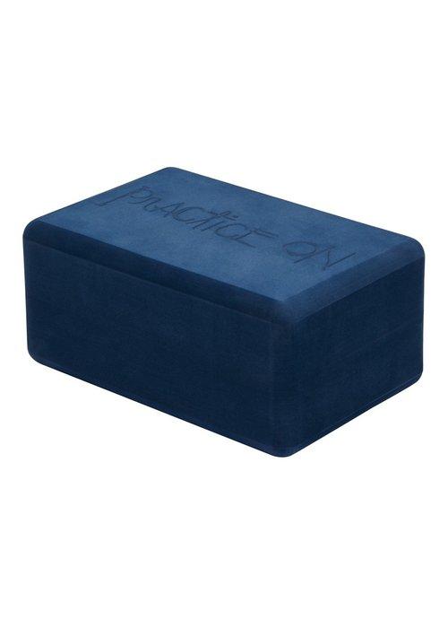 Manduka Manduka Recycled Foam Yoga Block - Midnight