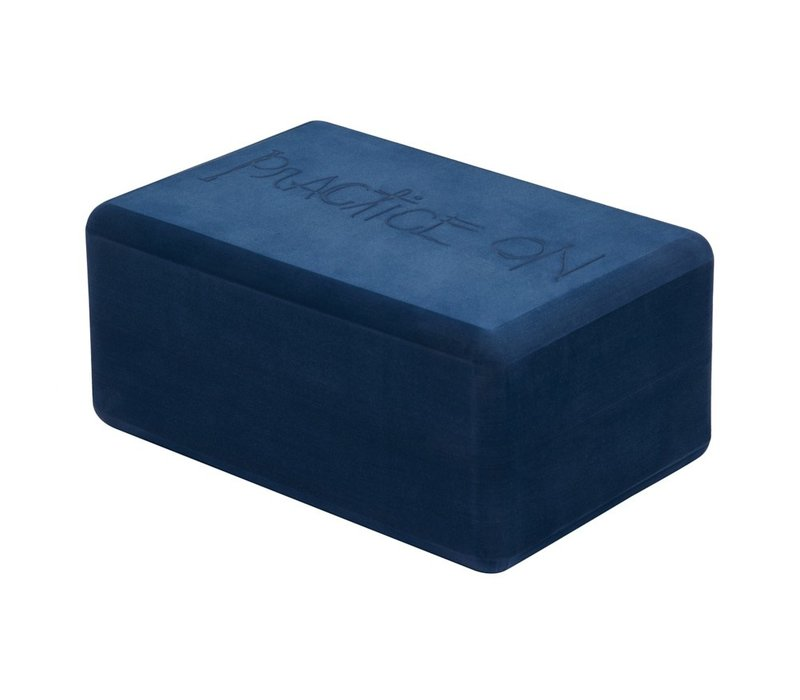 Manduka Recycled Foam Yoga Blok - Midnight