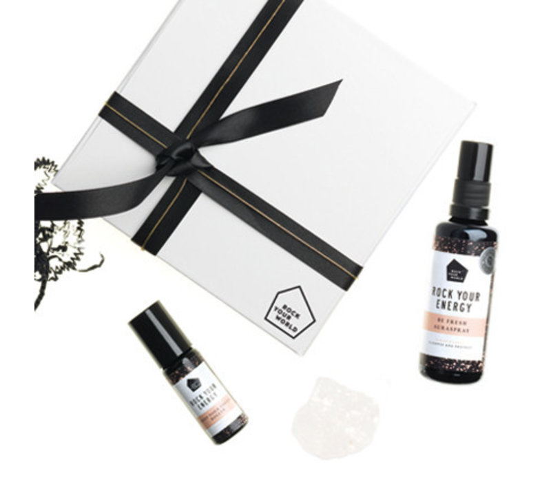 Rock Your Energy - Get Power Gift Set