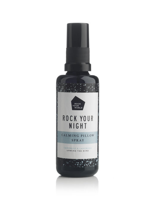Rock Your World Rock Your Night - Calming Pillow Spray
