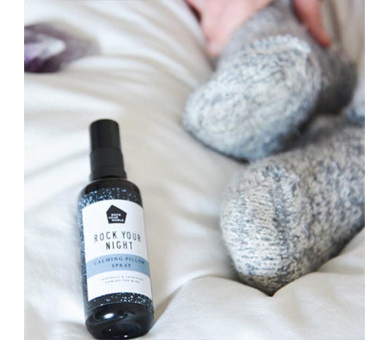 Rock Your Night - Calming Pillow Spray