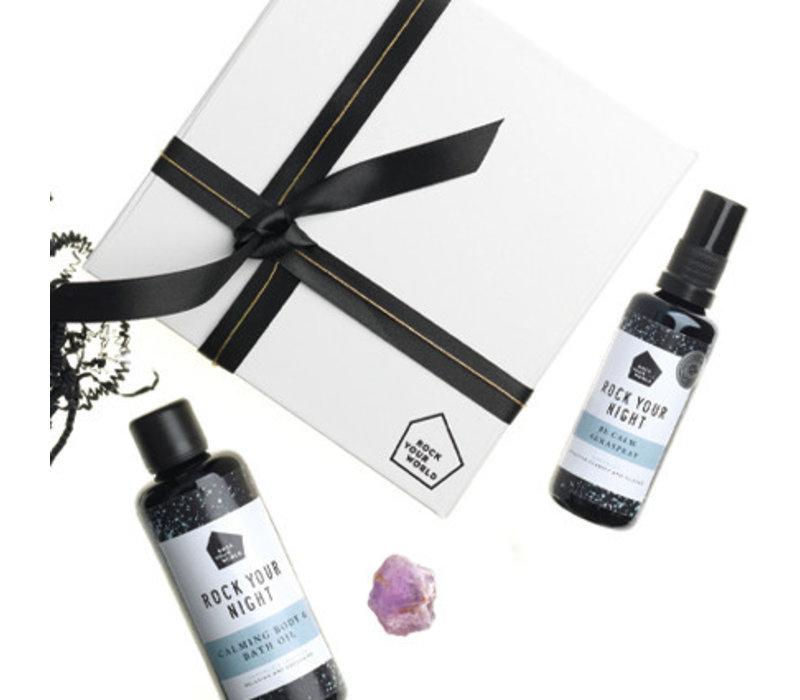 Rock Your Night - Get Sleep Gift Set