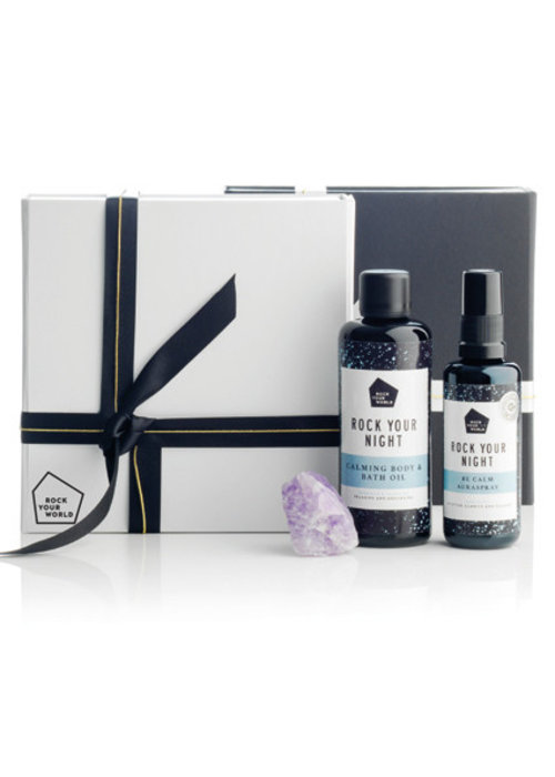 Rock Your World Rock Your Night - Get Sleep Gift Set