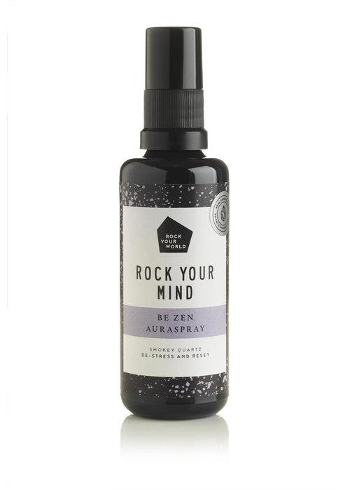 Rock Your World Rock Your Mind - Be Zen Aura Spray