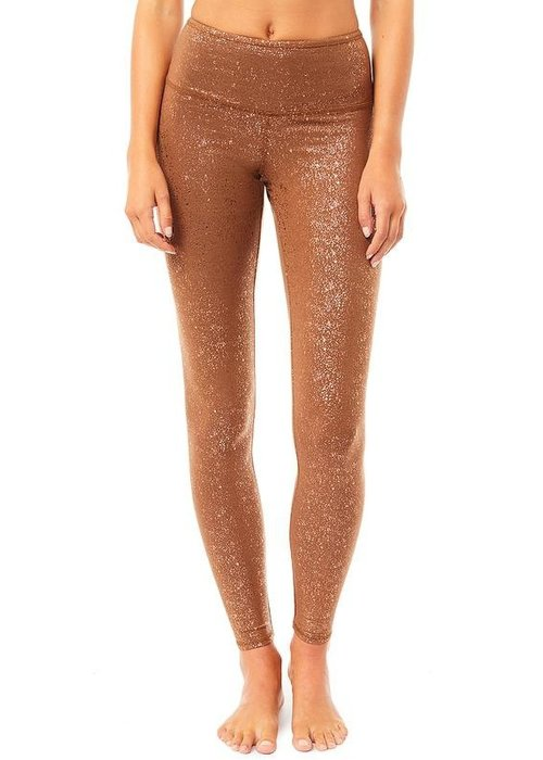 Mandala Mandala Sparkling Tights - Velvet Brown