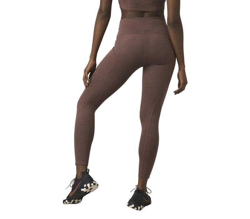 PrAna Becksa 7/8 Legging - Flannel Heather