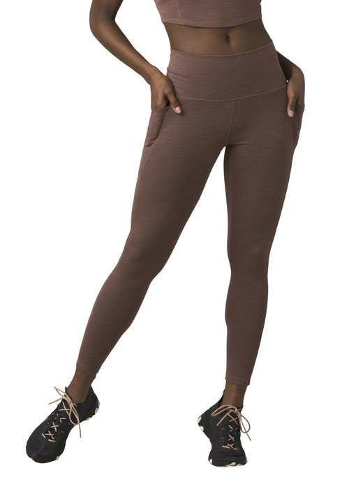 PrAna PrAna Becksa 7/8 Legging - Flannel Heather