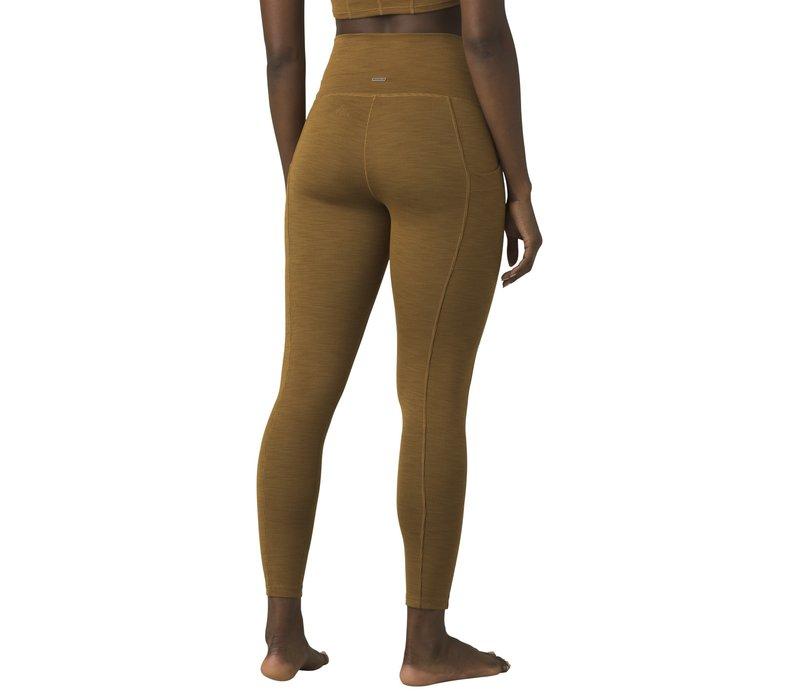 PrAna Becksa 7/8 Legging - Antique Bronze Heather