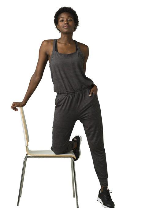 PrAna PrAna Inigma Jumpsuit - Charcoal