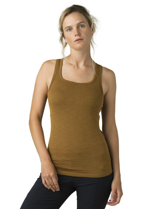 PrAna PrAna Becksa Tank - Antique Bronze Heather