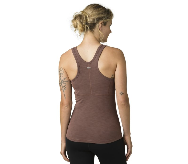 PrAna Becksa Tank - Flannel Heather