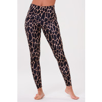 Onzie High Rise Legging - Giraffe