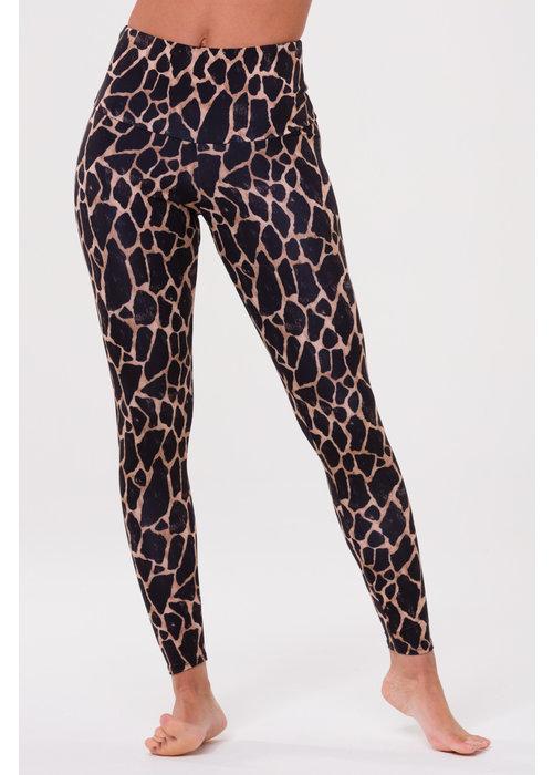 Onzie Onzie High Rise Legging - Giraffe