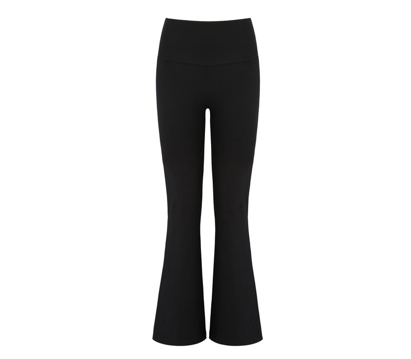 Asquith Flared Pants - Black