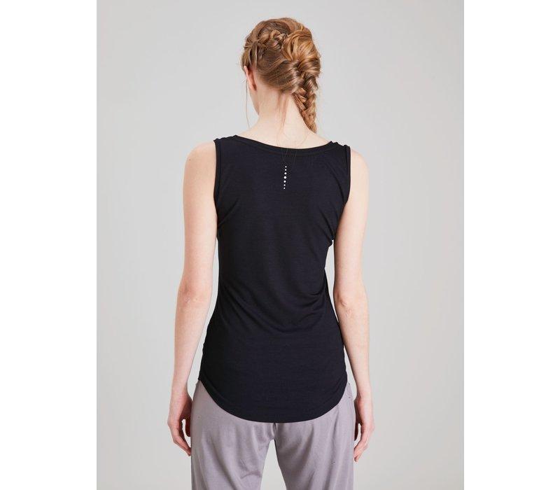 Asquith Go To Vest - Black