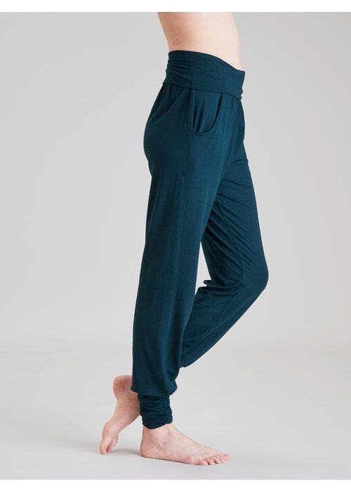 Asquith Asquith Long Harem Pants - Forest