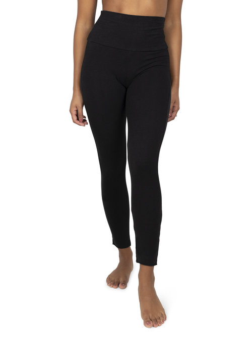 Sweetskins Sweetskins High Waist Leggings - Schwarz