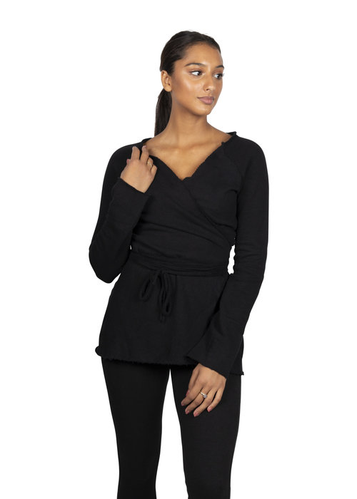 Sweetskins Sweetskins Lotus Wrap - Black