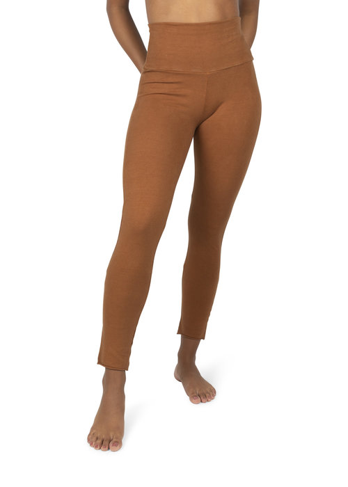 Sweetskins Sweetskins High Waist Leggings - Carnelian