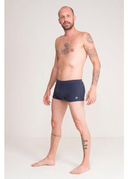 Shakti Activewear Shakti Activewear Brazilian Trunks - Navy