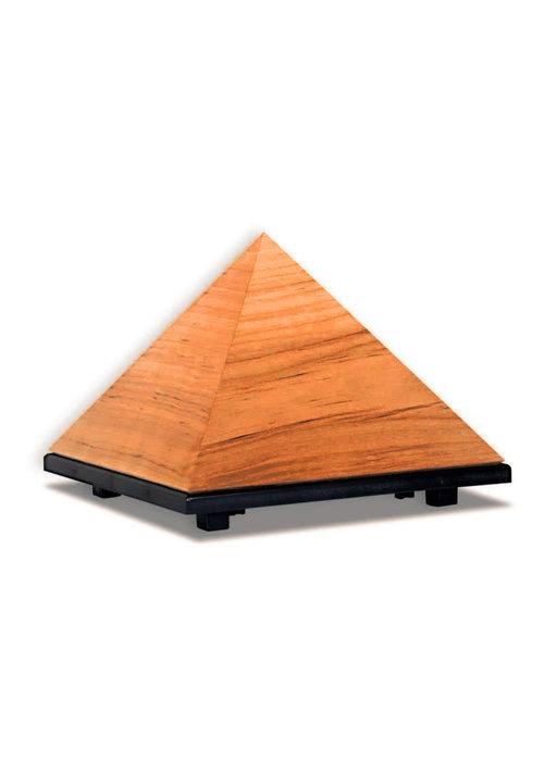 Dharma Music Pyramid Meditationstimer - Kirschholz