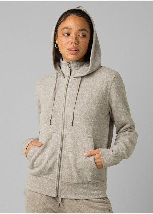 PrAna PrAna Cozy Up Jacke - Oatmeal Heather