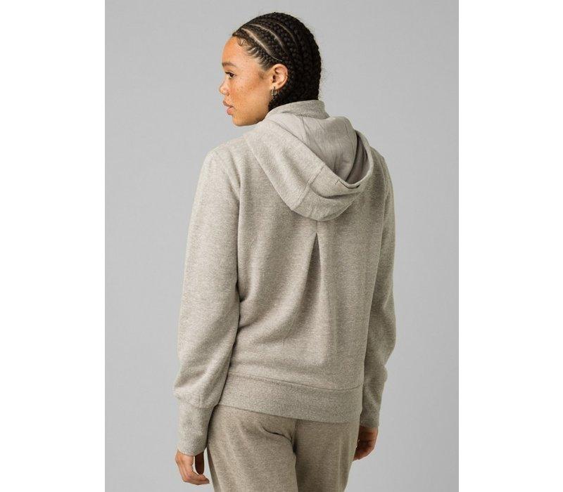 PrAna Cozy Up Jacket - Oatmeal Heather