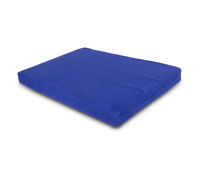 Schouderstandblok - Blauw