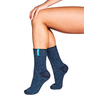 Soxs Soxs Damen Socken - Dark Blue/St. Tropez Blue Half High